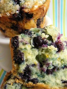berry orange muffins 09 by linda9141, via Flickr
