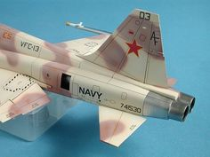 Making Aircraft Panel Lines Stand out on your Plastic Model Airplane @ http://www.hobbylinc.com/plastic-model-airplanes