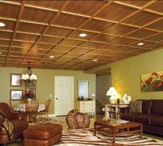 drop ceiling ideas suspended wood ceiling woodworker dave knau