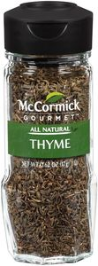 McCormick Gourmet Thyme – I tested this free from Influenster – Read the reviews here! #FrostyVoxBox