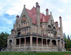 Craigdarroch Castle - Canada Photo
