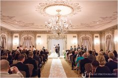 Hotel Dupont Wedding Ceremony