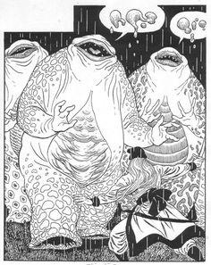 Art by Enrique Alcatena