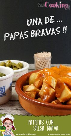 Dips, Mexican Food Recipes, Appetizers, Food And Drink, Valencia, Cooking, Health, Party, Potato Recipes