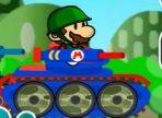 Mario Bros ha accettato di intervenire per salvare il mondo dall'attacco minaccioso di alcuni esseri che vogliono impadronirsene. Usa le frecce direzionali e spara con il mouse.