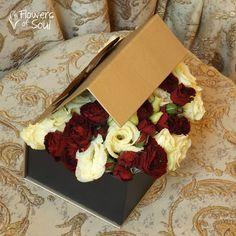 Flowers of Soul: Cutii cu flori Cheese