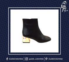 Tu calzado le muestra al mundo quién eres  Visítanos: C.C El Retiro Local 1-107/ C.C Hacienda Bárbara Local B-123  #moda  #fashion #zapatos #guidocolombia