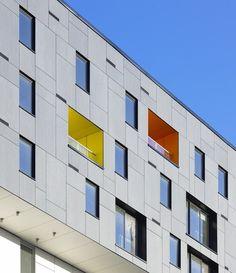 60 Richmond Housing Cooperative,© Shai Gil Photography