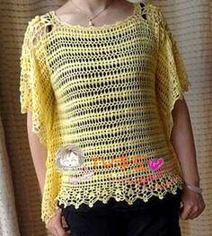 Crinochet: Amarillo! ( Yellow Dress )