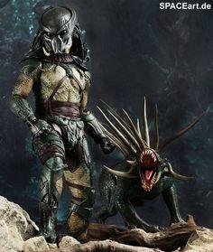 Predators: Tracker Predator, Deluxe-Figur (voll beweglich) ... https://spaceart.de/produkte/pr019.php