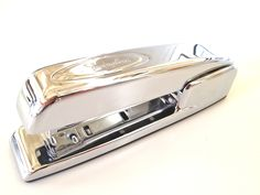 My chrome stapler - a gift from my sister