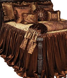 Brussels Luxury Bedding   Tuscan Bedding   Reilly-Chance Collection
