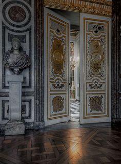 Entrance to The Salon of Venus, Versailles
