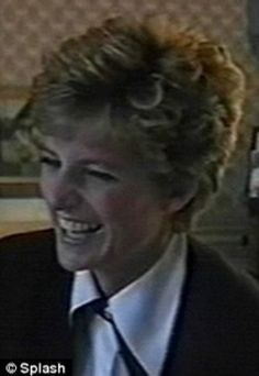 Princess Diana NICE TO KNOW THERE WERE TIMES WHEN SHE COULD LAUGH OUT LOUD