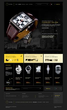 This post is the series of weekly web design inspiration. Feel free to submit your recommendation. Check it out this weekly web design and let us know what do you think. Web Layout, Website Layout, Layout Design, Website Ideas, Interface Web, User Interface Design, E Commerce, Apps, Application Iphone