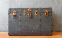Steel Blue Trunk from Furnish Green