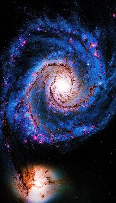 Hubble Space Telescope Hubble Palette Credit: NASA/Hubble, color/effects thedemon-hauntedworld Galaxy Photos, Galaxy Pictures, Hubble Pictures, Hubble Images, Space Planets, Space And Astronomy, Cosmos, Planets Wallpaper, Galaxy Wallpaper