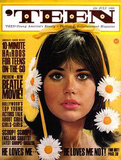 Teen magazine  Colleen Corby, 1965