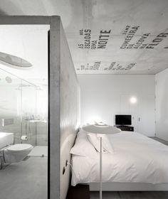 Casa do Conto, located in Portugal | Designer: Pedra Líquida