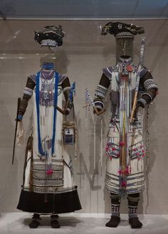 Africa | Wedding Ensemble. Thembu culture ~ Eastern Cape, South Africa.  1950s…