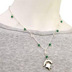 Spartan necklace.