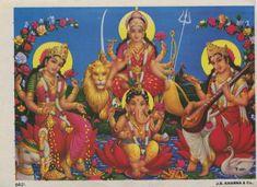 Your place to buy and sell all things handmade Shubh Dhanteras, Lord Hanuman Wallpapers, Durga Goddess, Hindu Deities, Aesthetic Pastel Wallpaper, Hindu Art, Gods And Goddesses, Flat Rate, Ganesh