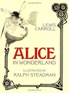 Portada del libro Alicia en el país de las maravillas