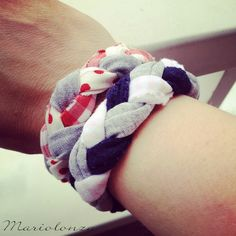 Bracciali fai da te #bracciali #DIY