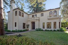 Historic 1920s Mediterranean home in San Francisco went on market for first time since construction.