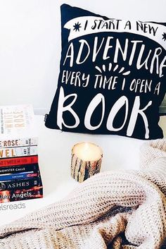 Books take us on the adventures of a lifetime, and now it can all be done in perfect comfort with these squishy-soft throw pillows from Redbubble. Fuel your fandom love with these awesome bookish designs.
