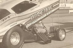 1977 NHRA Winternationals