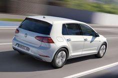 New Volkswagen e-Golf gets more range & power boost - http://carparse.co.uk/2016/11/16/new-volkswagen-e-golf-gets-more-range-power-boost/
