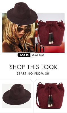 """""""SheIn Contest"""" by goldenttt ❤ liked on Polyvore featuring GUINEVERE and Loeffler Randall"""