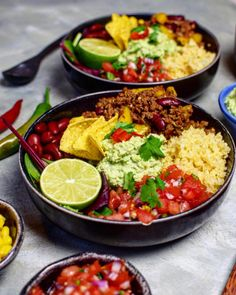 Raw Food Recipes, Mexican Food Recipes, Healthy Recipes, Breakfast Lunch Dinner, Dinner Is Served, Lunch Snacks, Healthy Meal Prep, Food Inspiration, Meal Planning