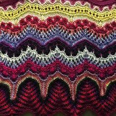 Ravelry: Hibiscus pattern by Kieran Foley