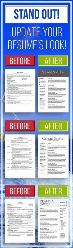 Update your Resume's Look!