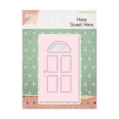 Joy! Crafts Cutting Die - Panelled Door 0196