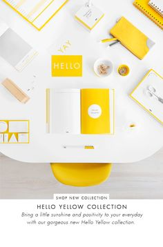 Hello Yellow Collection