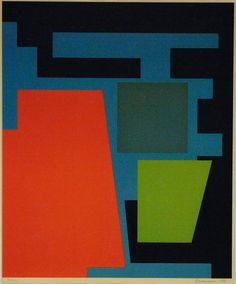 Paul Gadegaard 'Abstract Compositions'