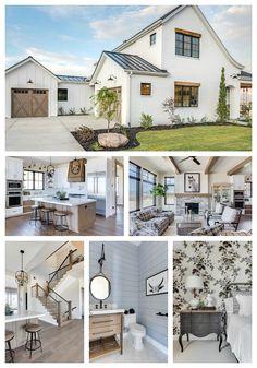 Modern Farmhouse Home Tour. Simons Design Studio