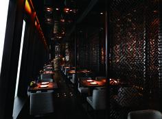 Steve Leung Designers -Inakaya Restaurant Hong Kong