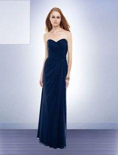 Jordan Purple Bridesmaid Dress #long #darkpurple ...goddess ...