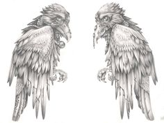 Never More Raventattoo | Odins Ravens Tattoo Odin 39 s Ravens by Matriart