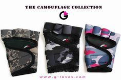 The camo collection