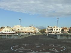 pier bij Ostia