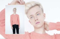 The Paul Craddock Fashionisto Exclusive Features Pastel Hues #minimalist trendhunter.com