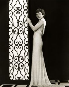 Photo of Claudette Colbert for fans of Classic Movies 9990486 Hollywood Glamour, Hollywood Fashion, Golden Age Of Hollywood, Vintage Hollywood, Classic Hollywood, Hollywood Style, Pure Hollywood, Hollywood Icons, Classic Movie Stars