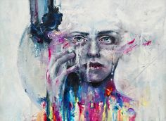 a hint of color by =agnes-cecile on deviantART