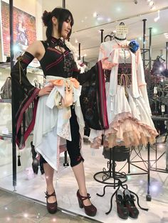 Tanabata, Cosplay, Fashion, Moda, Fashion Styles, Fashion Illustrations