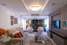 Reforma de apartamento _ Estar